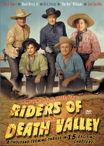 Cliffhanger Collection: Riders of Death Valley