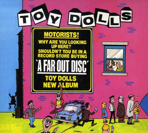Toy Dolls - Far Out Disc [Import]