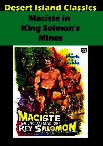 MacIste in King Solomon's Mines