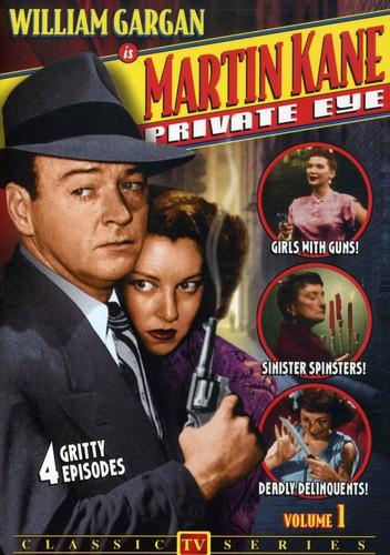 Martin Kane Private Eye 1