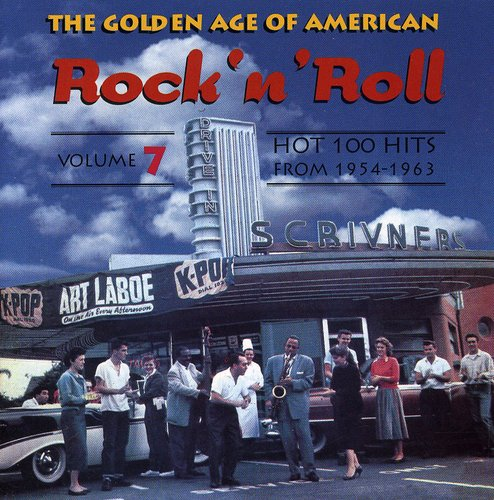 Golden Age of American Rock N Roll 7 /  Various [Import]