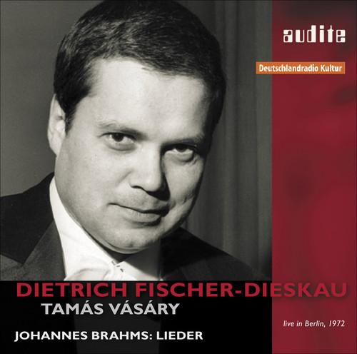 Dietrich Fischer-Dieskau Sings Songs By Brahms