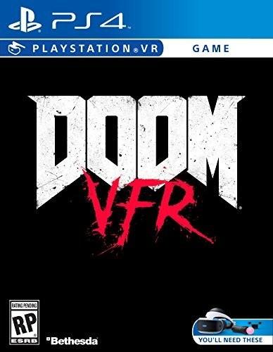 Ps4 Doom Vfr - Doom VFR for PlayStation 4