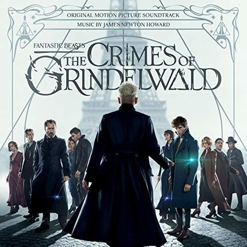 James Newton Howard - Fantastic Beasts: The Crimes of Grindelwald [Import LP Soundtrack]