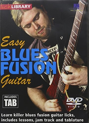 Easy Blues Fusion Guitar