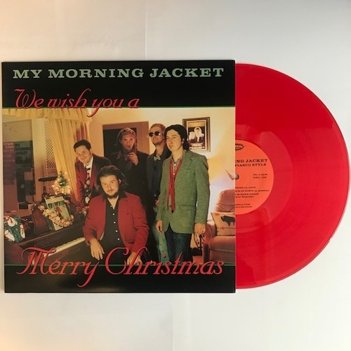 My Morning Jacket - Does Xmas Fiasco Style [Limited Edition] (Red) [Download Included]