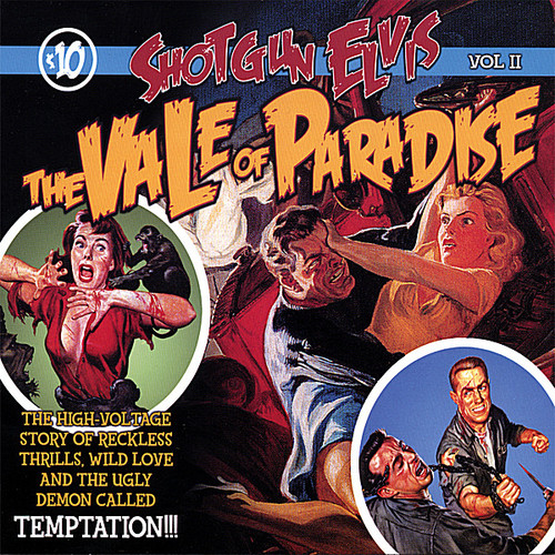 Vale of Paradise
