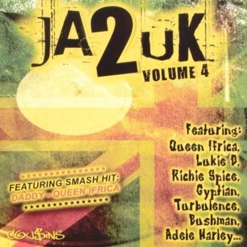JA 2UK Singers, Vol. 4