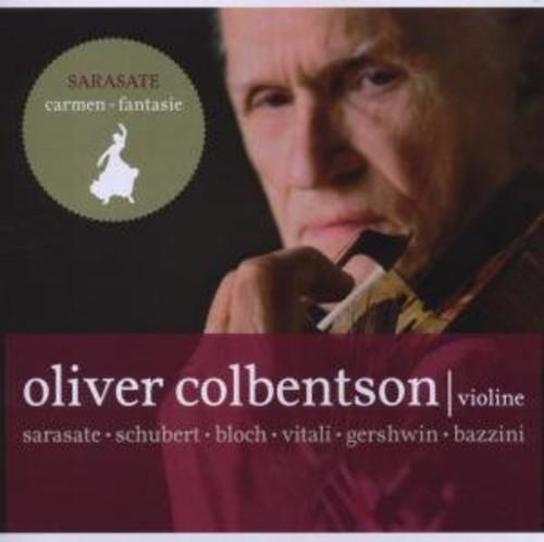 Oliver Colbentson/ Violine