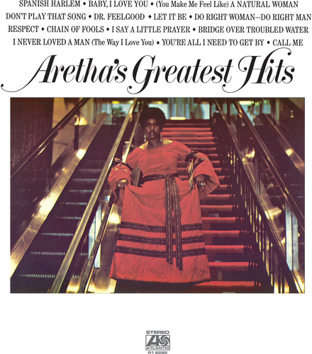 Aretha Franklin - Greatest Hits [Vinyl]