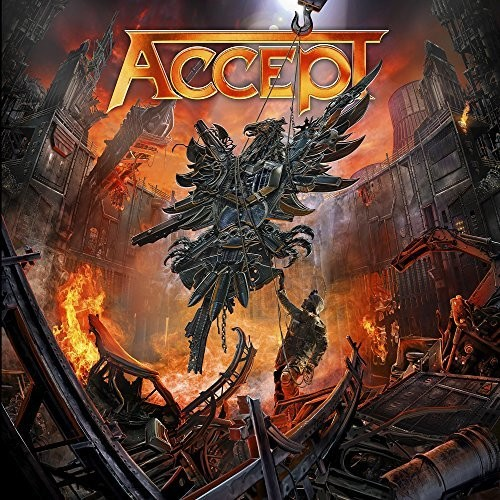 Accept - The Rise Of Chaos [Import LP]