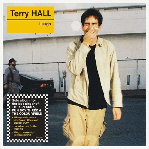 Terry Hall - Laugh [Clear Vinyl] (Uk)