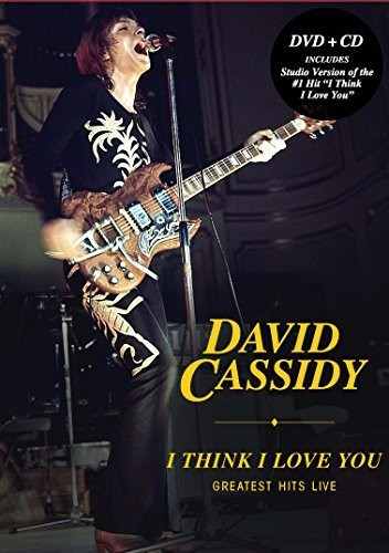 - I Think I Love You: Greatest Hits Live (2pc)