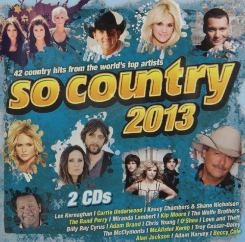 So Country 2013 /  Various [Import]