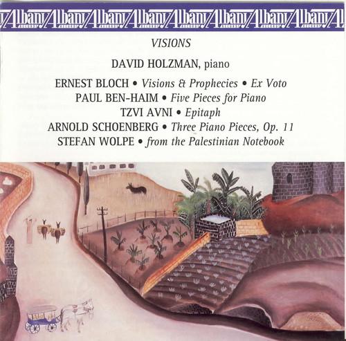 Visions & Prophecies /  Five Pieces Fro Piano
