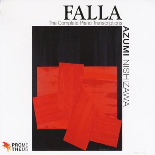 Manuel de Falla : The Complete Piano Transcription