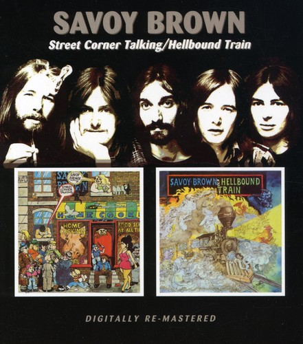 Street Corner Talking /  Hellbound Train [Import]