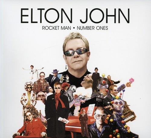 Elton John - Rocket Man - Number Ones