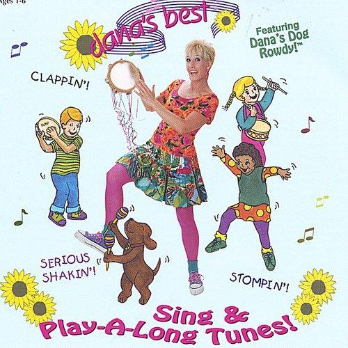 Dana's Best Sing & Play-Along