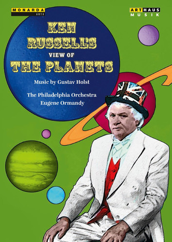 Ken Russell's View of the Planets