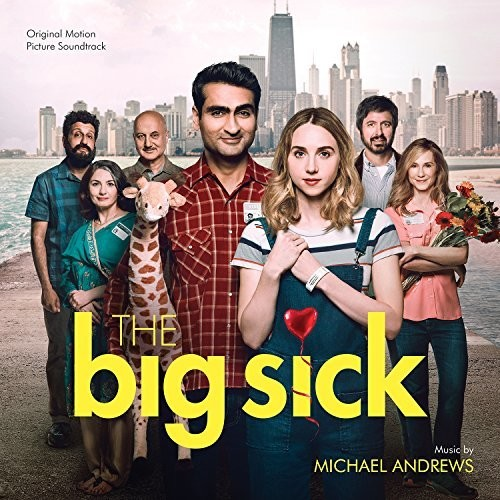 Michael Andrews-The Big Sick (Original Soundtrack)