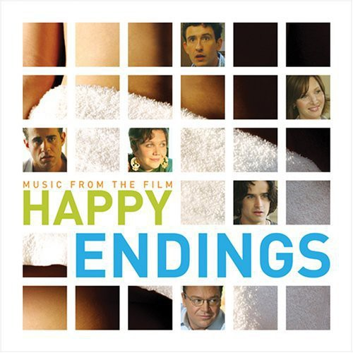 Stevie Wonder - Happy Endings [Soundtrack]