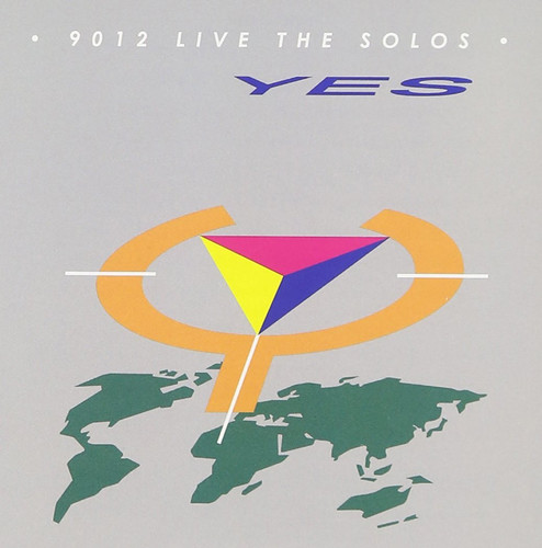 Yes - 9012live - The Solos (Gate) [Limited Edition] [180 Gram]