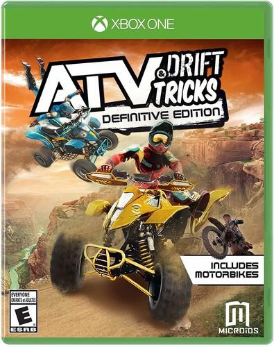 - Atv Drift & Tricks - Definitive Edition