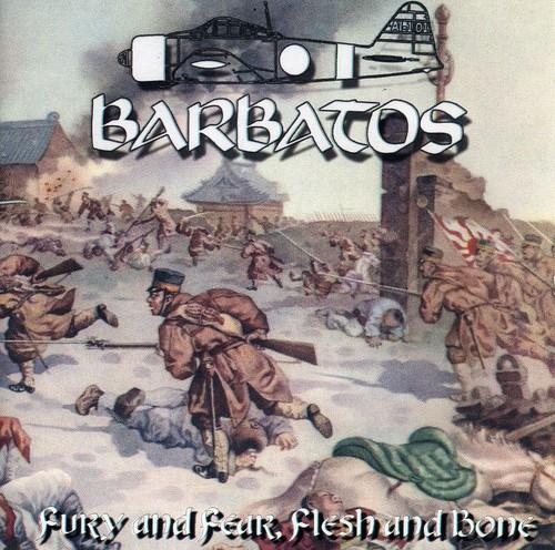Fury & Flesh Flesh & Bone [Import]