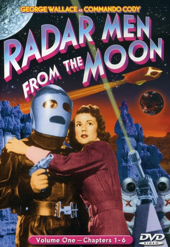 Radar Men From Moon 1
