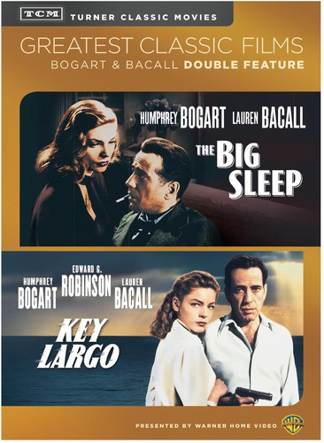 TCM Greatest Classic Films: Bogart & Bacall Double Feature