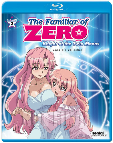Familiar of Zero: Knight of the Twin Moons