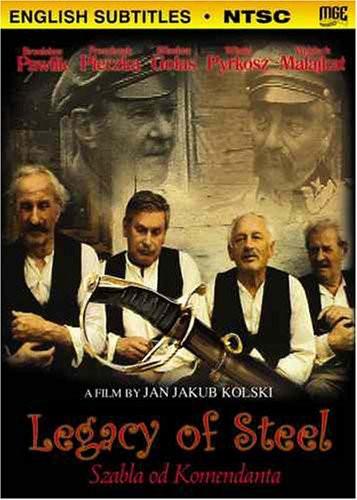 Legacy of Steel (1996)