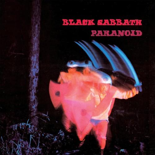 Black Sabbath - Paranoid (Uk)