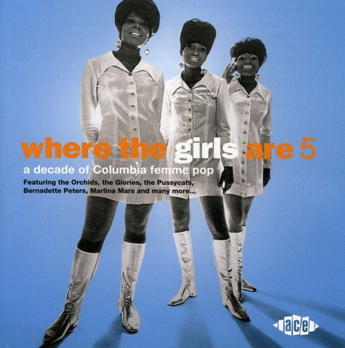 Where the Girls Are 5 /  Various [Import]