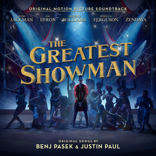 The Greatest Showman [Movie] - The Greatest Showman [Soundtrack LP]
