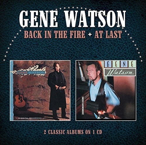Back In The Fire /  At Last [Import]