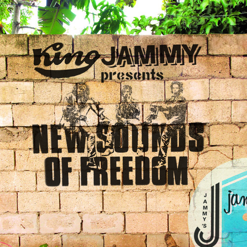 King Jammy - King Jammy Presents New Sounds Of Freedom