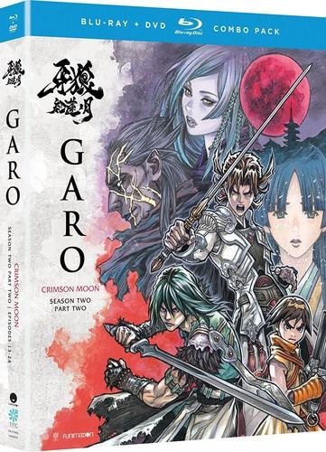 Garo: Crimson Moon - Season Two Part Two