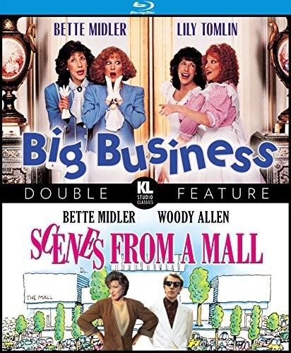- Big Business / Scenes From A Mall