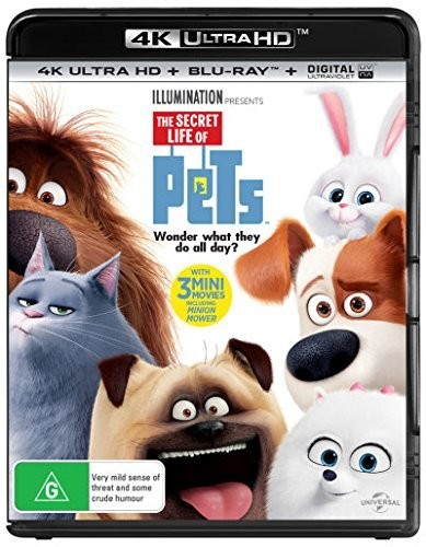 Secret Life Of Pets [Import]
