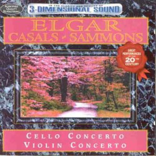 Elgar: Cello & Violin Concertos /  Various