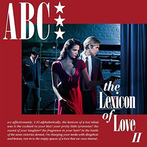 Abc - Lexicon Of Love Ii