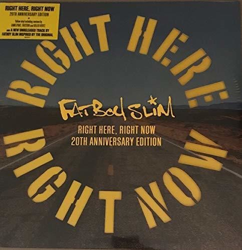 Fatboy Slim - Right Here Right Now: Remixes (Ita)