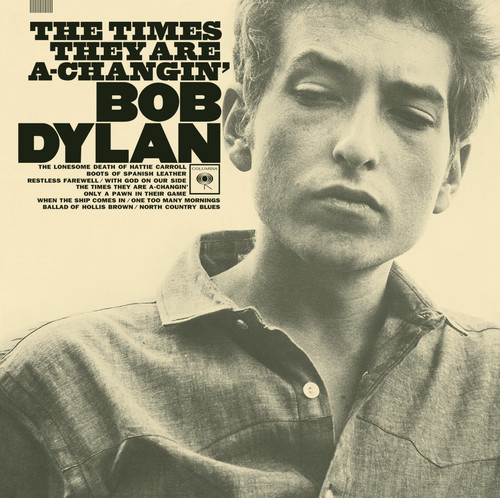 Bob Dylan-Times They Are A-Changin