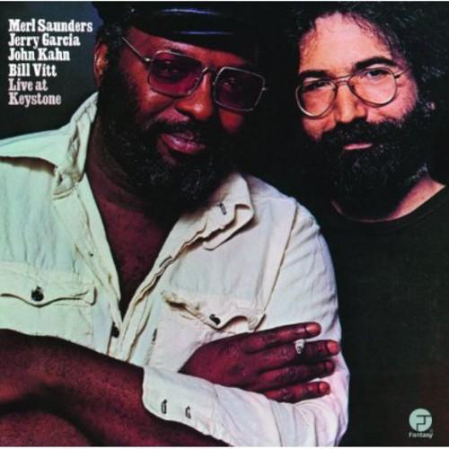 Merl Saunders & Jerry Garcia - Live at Keystone