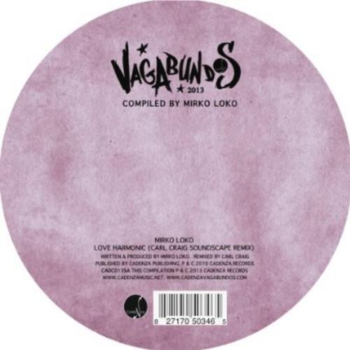 Vagabundos 2013 Part 1 Vinyl Sampler