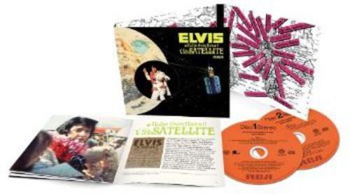 Elvis Presley - Aloha From Hawaii [Via Satellite]