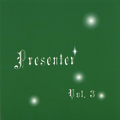 Presenter CD 3