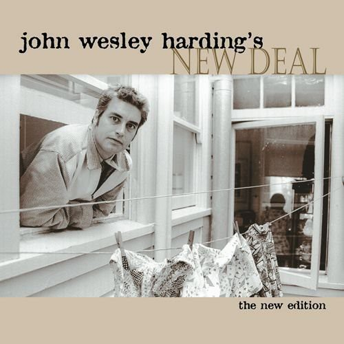 John Wesley Harding - John Wesley Harding's New Deal